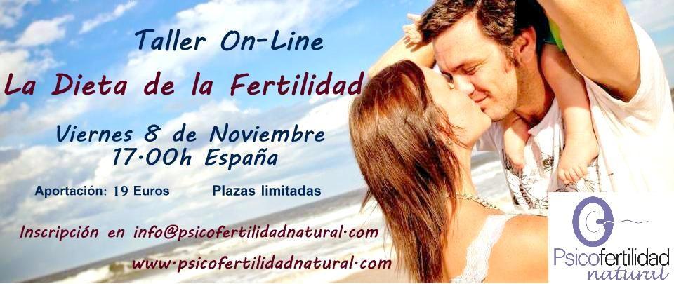 Taller on-line sobre Fertilidad
