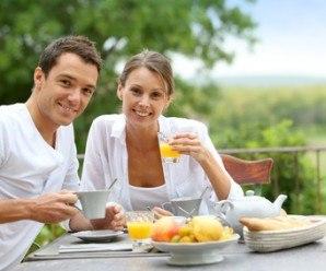 Desayunar para mejorar la fertilidad